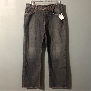 NEW Lucky Brand Low Rise Boot Button Fly Jeans